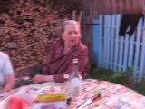 Пьяные деревенские посиделки