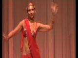Индийский танец. Болливуд.